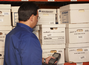 Records Retention from Conlon Moving & Storage